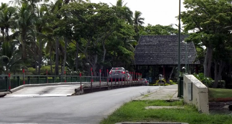 The Denarau Bridge Works Starting Soon