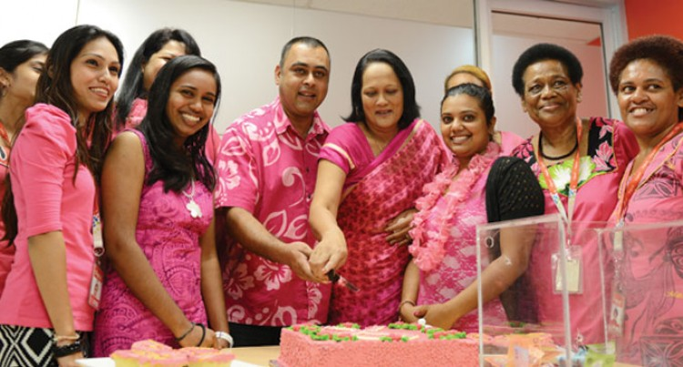 Digicel Backs Pinktober