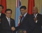 Xi Pledges Continued Help To Fiji