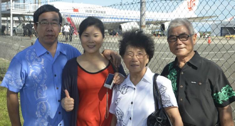 Xi Visit Inspires Nadi Town Shop Owner
