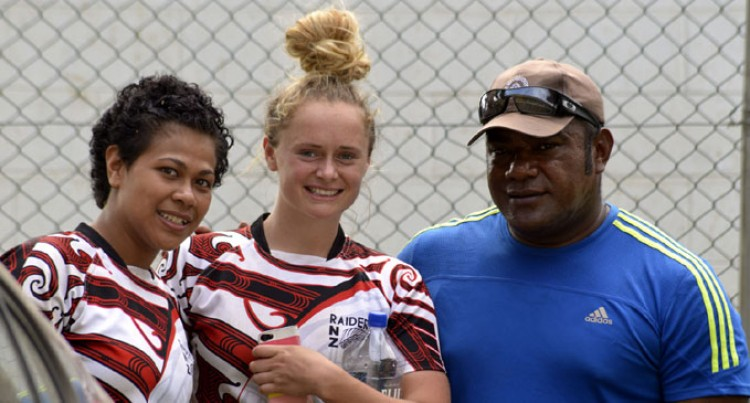 4 From NZ Join Fijiana