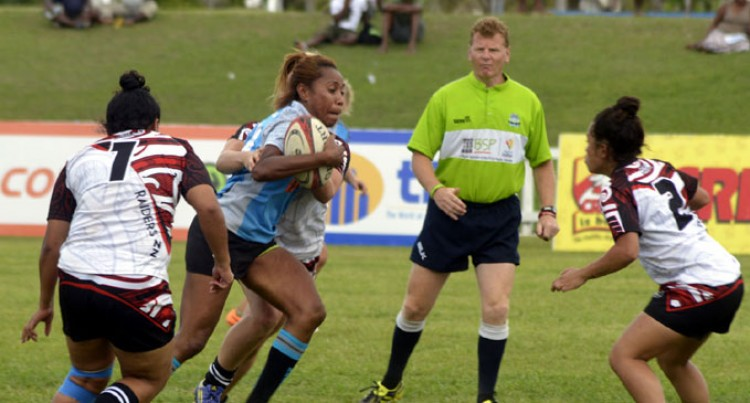 Yamacia, Fijiana On Course