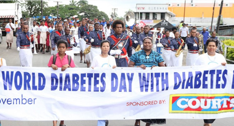 Nausori Marks World Diabetes Day