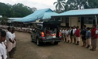 Road Hit Victim's Body  Cremated