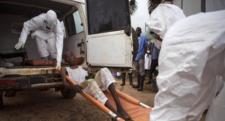 China Calls For Scale-up Of Assistance To Ebola-Hit Countries