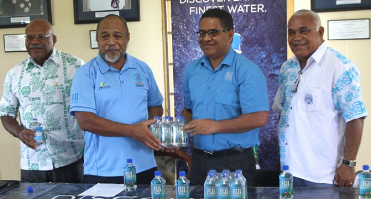 Fiji Water Continues Golf Sponsorship