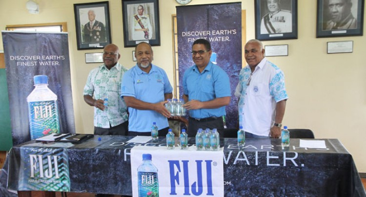 Fiji Water In Support