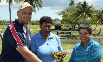 Pridgeons' Win In Denarau