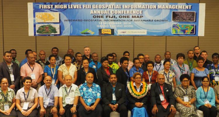 Fiji Uses Geospatial Technology