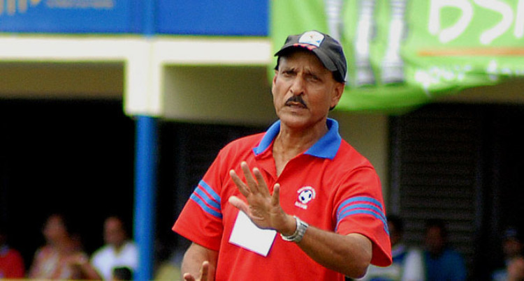 Big Task For Suva: Gurjit