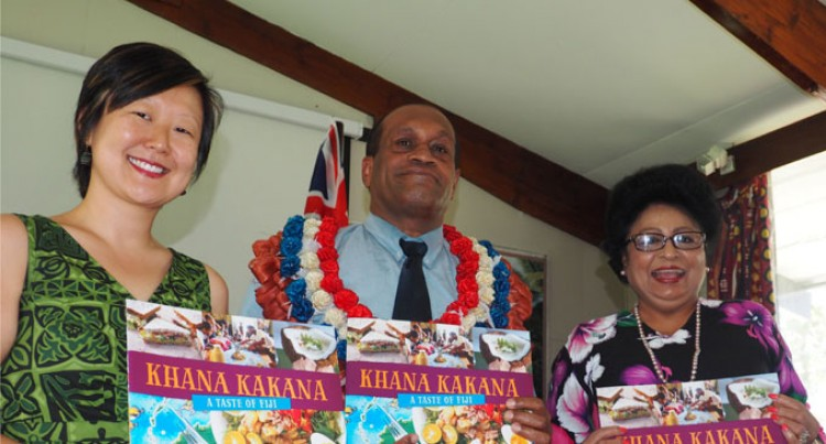 Usamate Launches Fijian Cookbook
