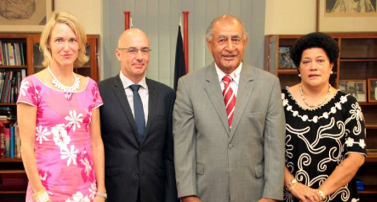 Australia, New Zealand, Present  Credentials