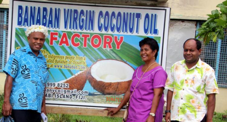 Rabi Women Look For New Markets  For Virgin Oil