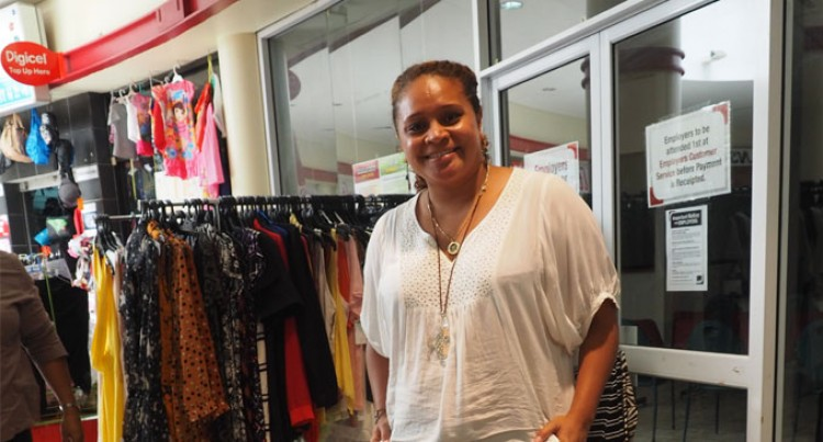 Shopaholic Fiji Targets Smart