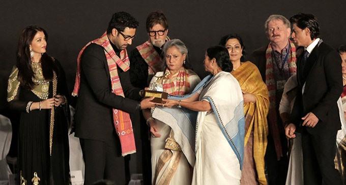 Bachchans, Khans Provide Grand Start To Kolkata Film Festival