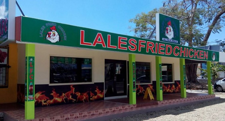 Millennium  Group Builds Lales Fried Chicken