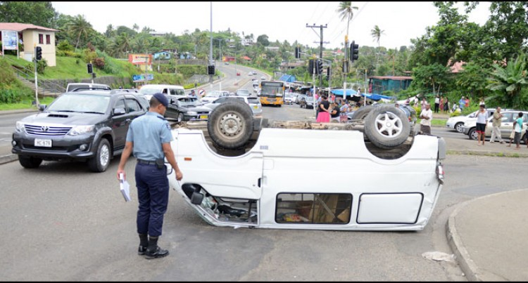 Bad Traffic Lights Blamed For Collision