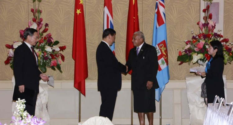 China Sees Fiji True Friend: Xi