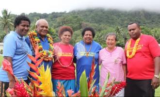 New Era For Melanesians: Nath