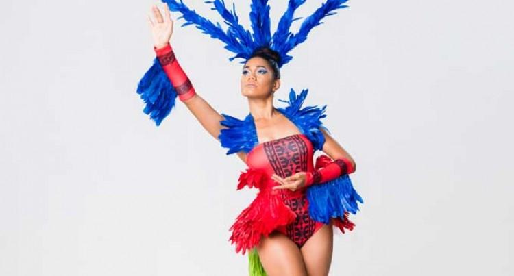 Miss World Fiji Costume Story