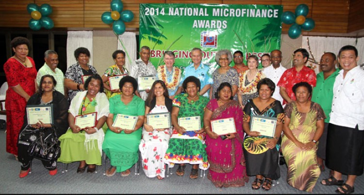 Microfinance  Sector's Best  Getting Awards  From The RBF