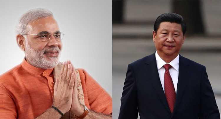 Visits By Modi And Xi The Envy Of Those Who Stood In His Way