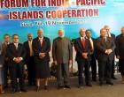 Pacific Leaders Talk With Modi