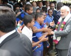 PM Apologises For Opposition Boycott