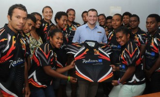 Radisson Blu Boosts Nadi Blazers Rugby Team
