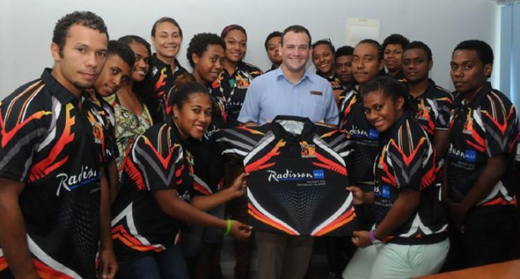 Radisson Blu Boosts Nadi Blazers Rugby Team