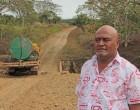 Work On Kilaka – Niudua Road Almost Done