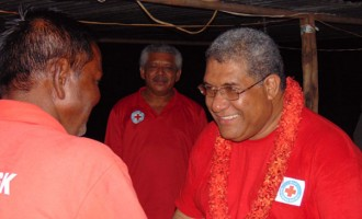 Red Cross Appeal Now Hits North