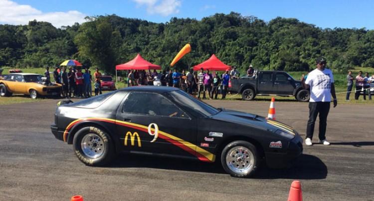 Vodafone Boosts The Fiji Car Club Drag Race Tomorrow