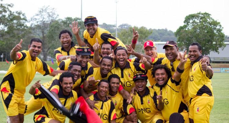Fiji Third, PNG Win