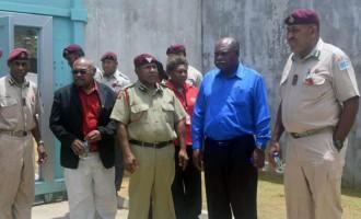 Fiji Prisons 'Exceptional': Samatab