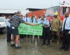 $5000 Boost For Pacific Harbour Fire Station