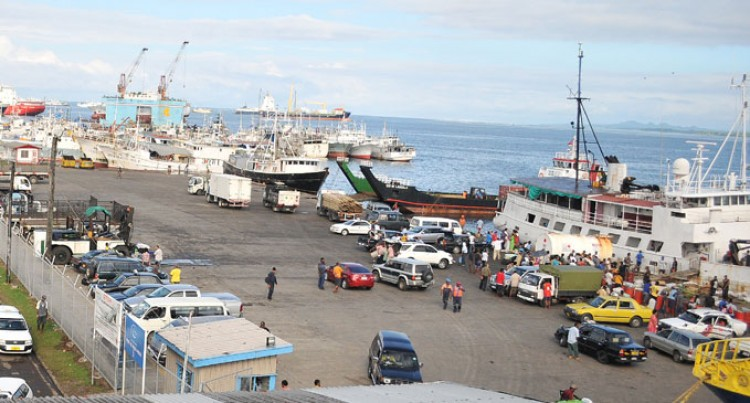 Port Mua-i-Walu 2 Start Maintenance Work, Limits Berthing Capacity