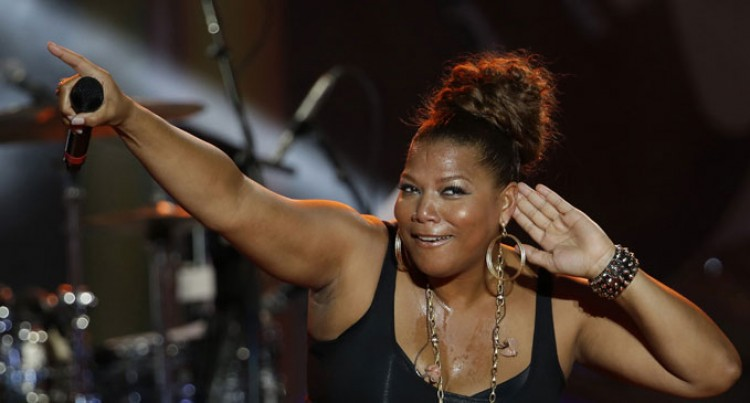 Queen Latifah: Delicate And Sensitive