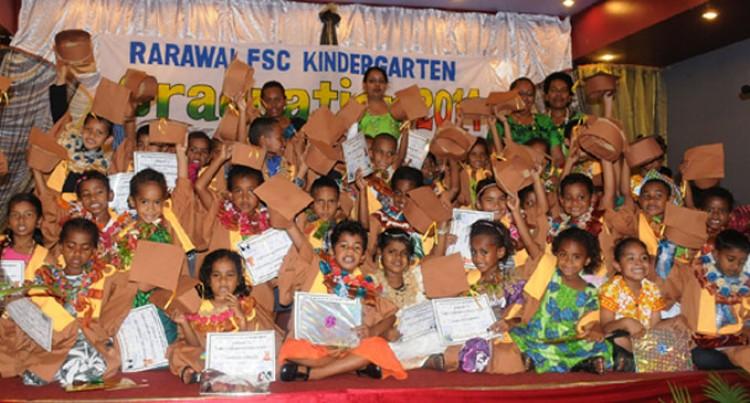 Big Day For Rarawai Kids