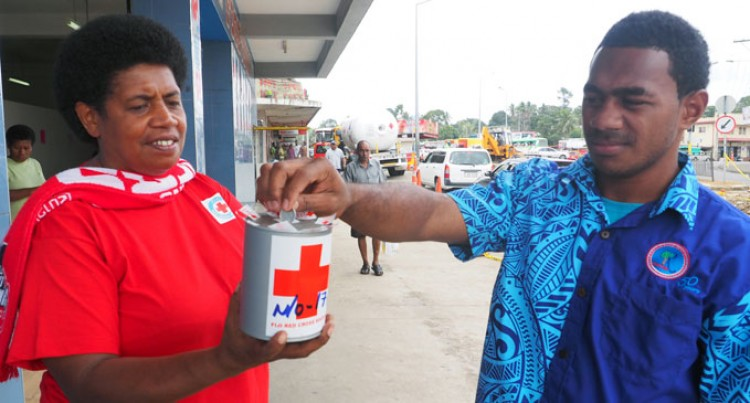 Appeal Going Well  For Red Cross