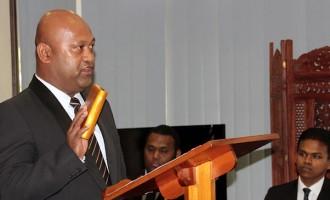 Eight Judicial Officers Sworn In