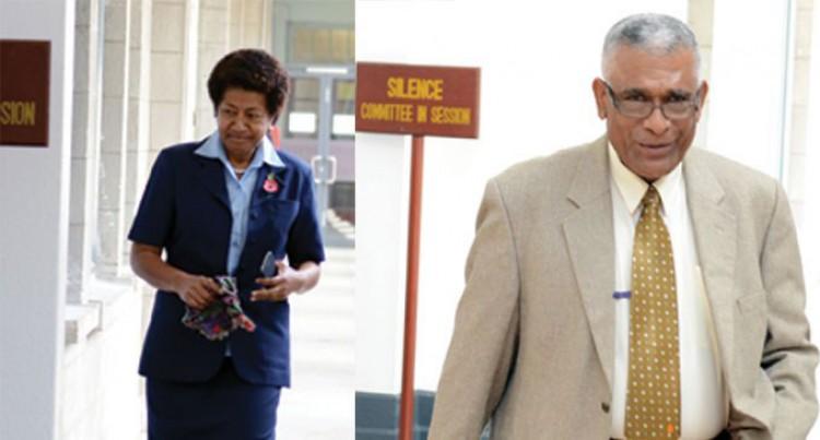 ANALYSIS: End of Era for Paramount Chiefs Ro Teimumu, Ratu Naiqama Near