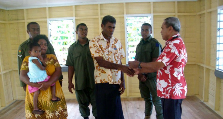 New Home Brings Joy To Nabouono Family