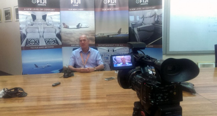 Fiji Airways Guidance Into The Future