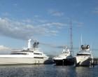 More Super Yachts Visit Denarau