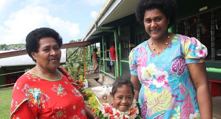 Tuqota Makes Grandma Proud