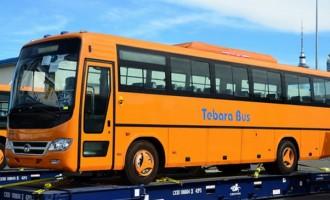 Maharaj To Bring $500k Electric Bus
