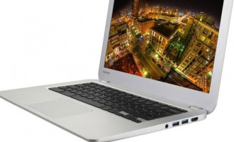 Toshiba's New Chromebook Is Affordable And Has A Battery That Can Last