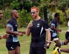 Dubai A Happy Spot For Fijian Coach Ryan