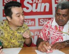 Information Sharing Deal Signed Between Fiji Sun And Xinhua News Agency